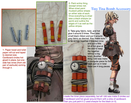 Tiny Tina Bomb Accessory by MysteryChick1