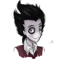 [Don't Starve] Wilson by ColorettaW