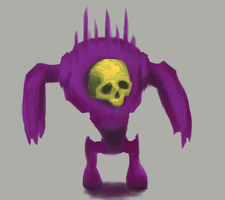 Miniature Giant Arms (Psychedelic) by RadiationZombie
