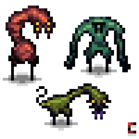 Aliens by Cellusious