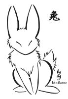 Year of the Rabbit by Kinikone