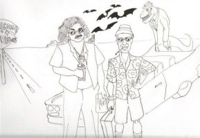 Fear And Loathing in Las Vegas by meb1982