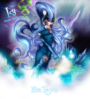Magic on the bottom of the sea (Icy Dark SireniX) by NiaTayn