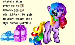MLP AUCTION! MINE by Points-adoptables-4U