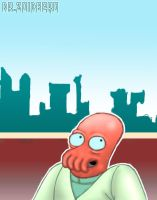 Dr.Zoidberg by sheefo