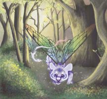 Beast of the Forest by CassandraRowe