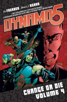 Dynamo 5 Volume IV - Cover by MahmudAsrar