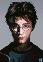 dan as harry. by ryuuenx