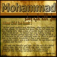 Mohammad by aashoo
