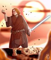 Costume Challenge - Jedi robes by iisjah