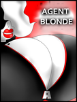 Agent Blonde Comic - Cover by MrPr1993
