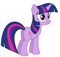 Vector: Twilight Sparkle 73 by EStories