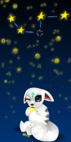 Space Cat by Sehad