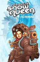 Steampunk Snow Queen by RodEspinosa