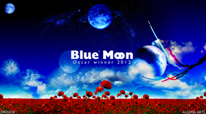 Blue Moon by drouch