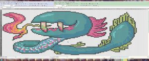 Earthbound Kraken Excell by Jollepoker