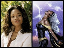 Marvel Casting - Storm by Doc0316