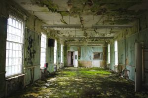 Talgarth Asylum by Dave-Ellis