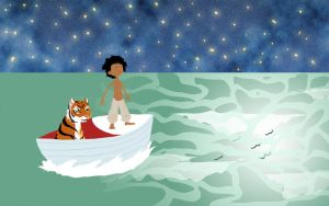 Life of Pi by Almoyan