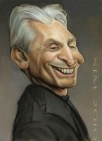 Charlie Watts by jonesmac2006