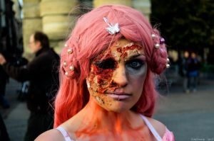 Zombie Walk 2012 by dahcyst