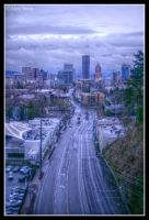 Suicide Bridge HDR by lookitsasian