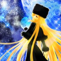 The Galaxy Express 999 by riroco