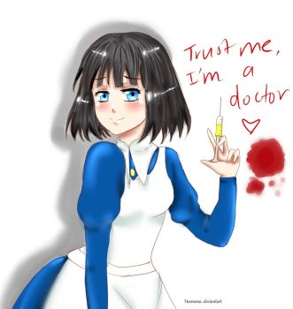 trust me I'm a doctor! by Heemana