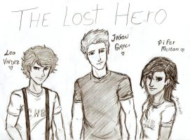 The Lost Hero by odairwho