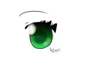 other eye xD by RanmaGirlSaotome