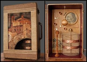 Gateway...assemblage by hummbuzz
