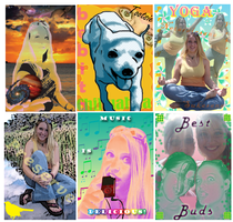 Photoshop: ATCs by Sharkliver