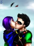 request :robrae kiss by iLuvSport