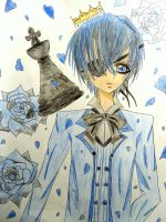 Ciel Phantomhive is the King by WinnieXMLover