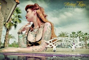 French Pinup by imagesbyanthony