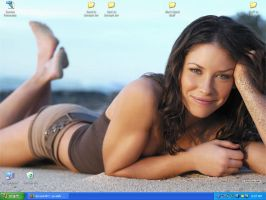 Evangeline Lilly by javakills