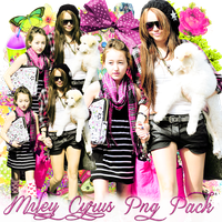 Pack png 208 Miley Cyrus by MichelyResources