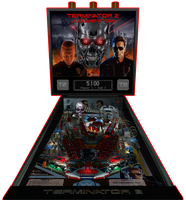 Terminator 2 Skynet Edition - Pinball Game by SLAMT1LT