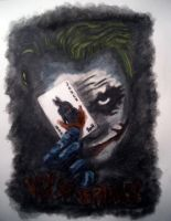 The Joker by ProjectDarkling