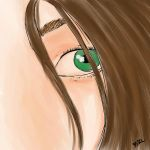 Don't Look At Me by cosartmic