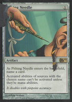 Altered Pithing Needle by Rolzor