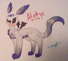 Alekx by Gravitii-CS