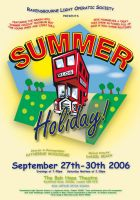 Summer Holiday Poster by legley
