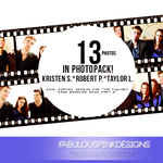Robsten y Taylor L. (2012: Portair Session) by FabulousPinkDesignsW
