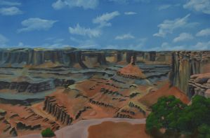 Dead Horse Point by Naedidar