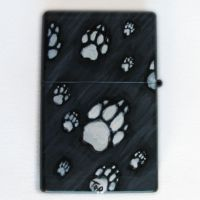 Zippo Paws motiv by The-einziger-R