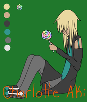 Charlottle Aki [first picture] by Tomboy-Kei