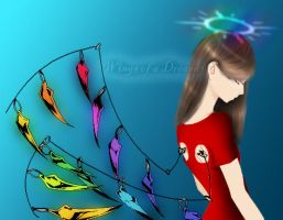 .:Wings of a Dreamer:. by JesamineFey123