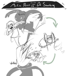 Action Poses from Do Something by SirJaspero