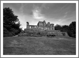 Castle Campbell , Dollar Glen by DL-Photography